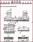 Сетки колонных осей