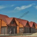 Заводские здания