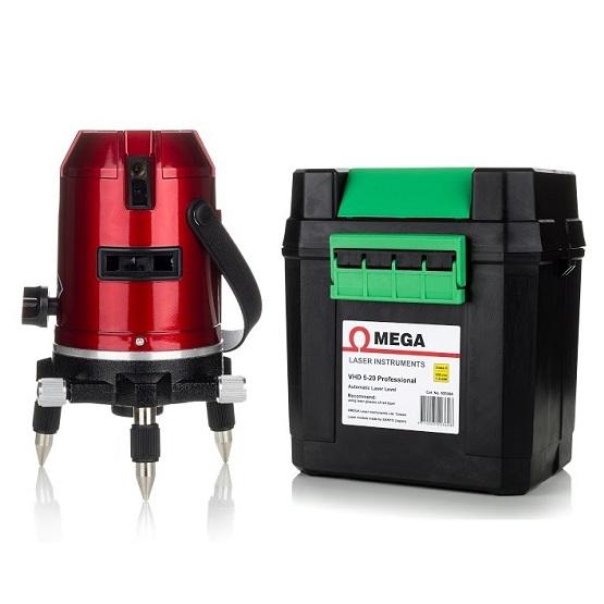 Нивелир VHD 5-20 Professional — идеальный помощник при производстве строительно-ремонтных операций