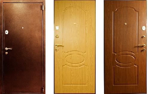 металлические входные двери под акцией