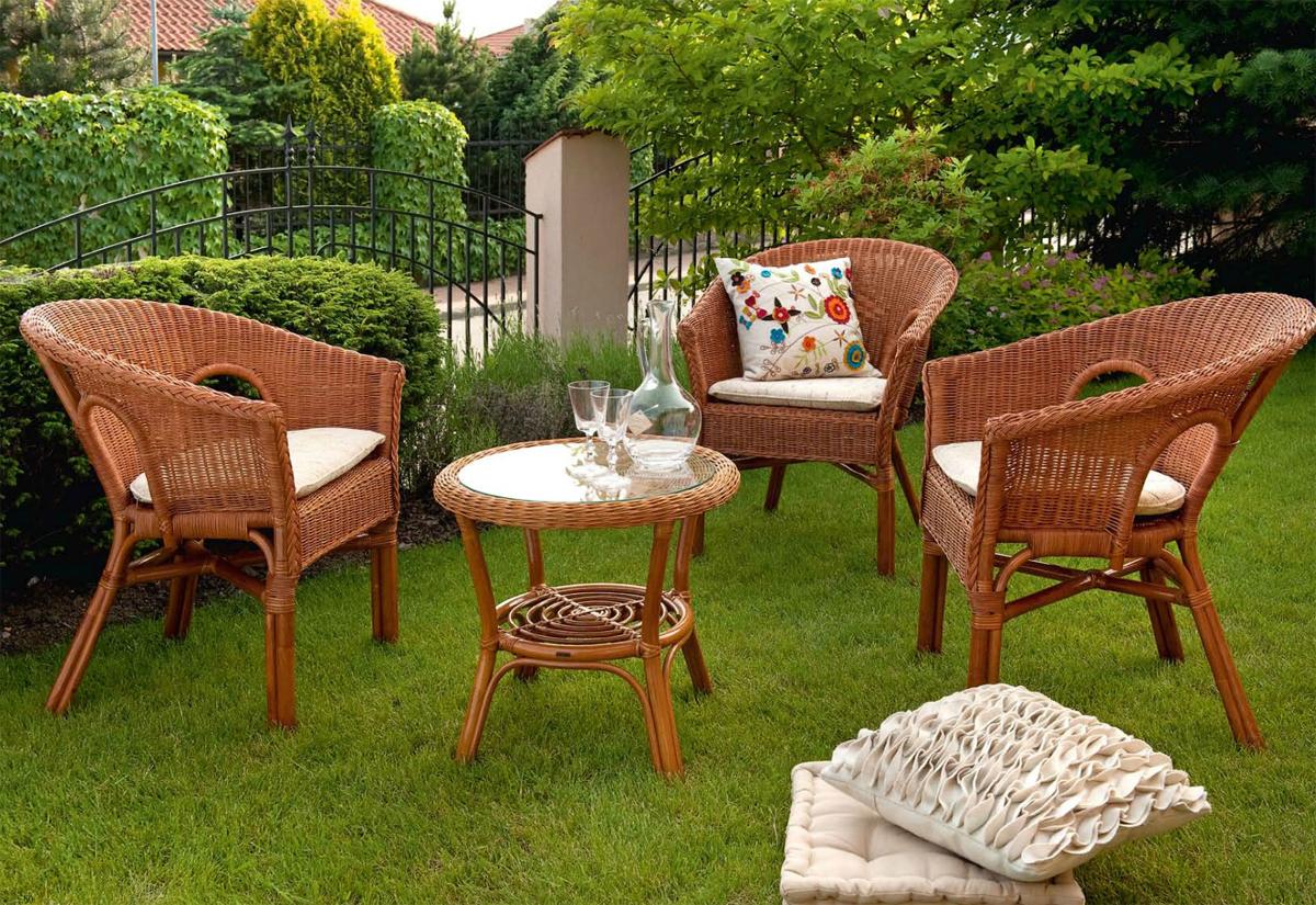 Качественная мебель для дачи – залог комфорта