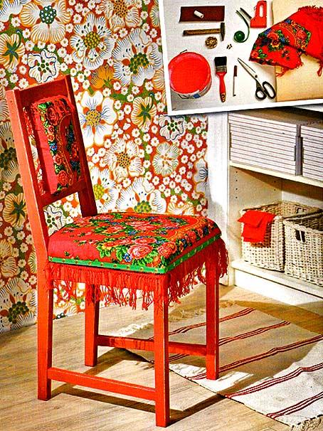 Парочка секретов ремонта стульев