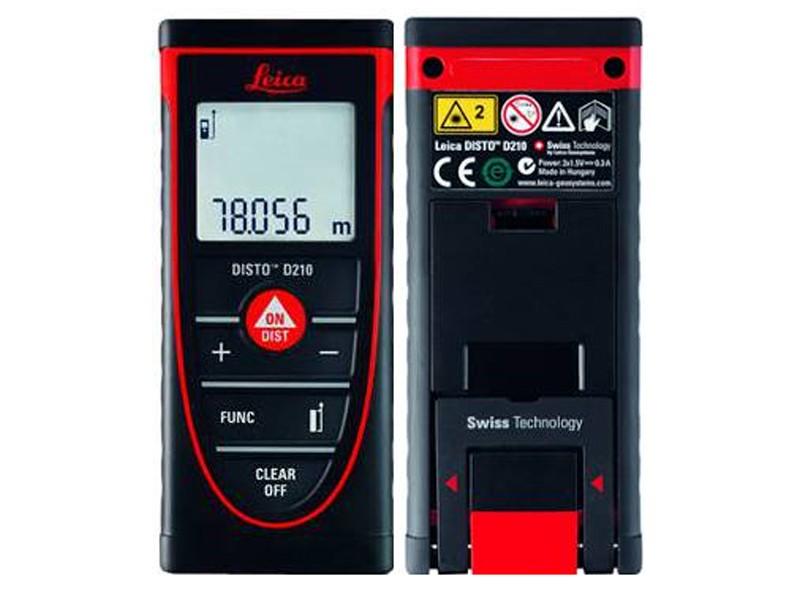 Лазерная рулетка LEICA Disto D2: описание, функциональные и технические особенности