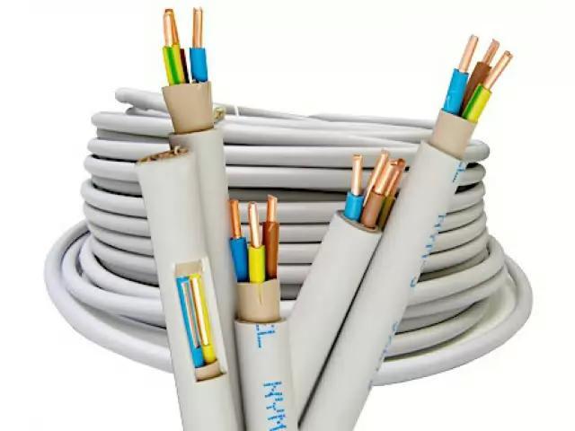 Что такое электропроводка. Основные понятия.