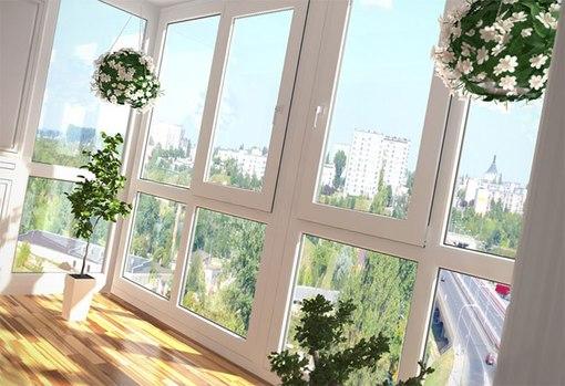 Пластиковые окна - достойный взгляд по ту сторону стены