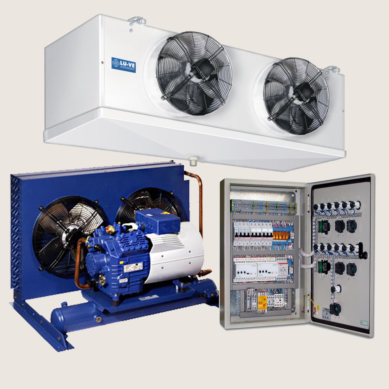 В каких отраслях преимущественно востребованы холодильные установки?