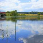 Участки на живописных озерах Подмосковья
