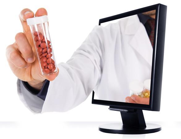 Особенности покупки лекарств в интернет-аптеке