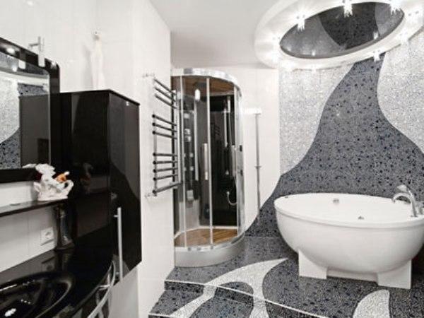 Как правильно расставить акценты в ванной комнате?