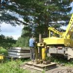 Деревянный забор как сочетание безопасности участка и имиджа хозяина