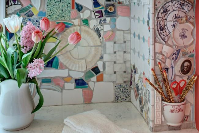 Мозаика как один из лучших способов декора