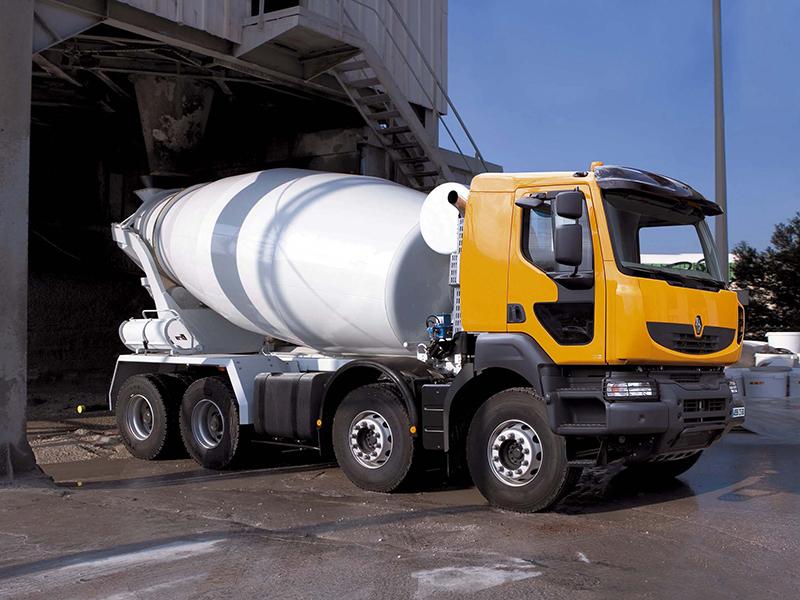 Расчет стоимости бетона с доставкой