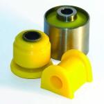 Полиуретановые втулки для легковых и грузовых автомобилей, спецтехники