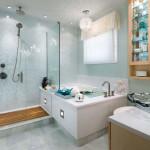 Каким должен быть интерьер большой ванной комнаты?