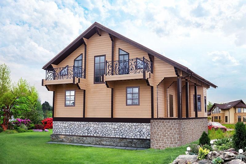 Загородный дом: давняя мечта, которую легко осуществить