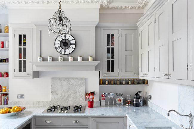 Инновационное дизайнерское решение по оформлению кухни