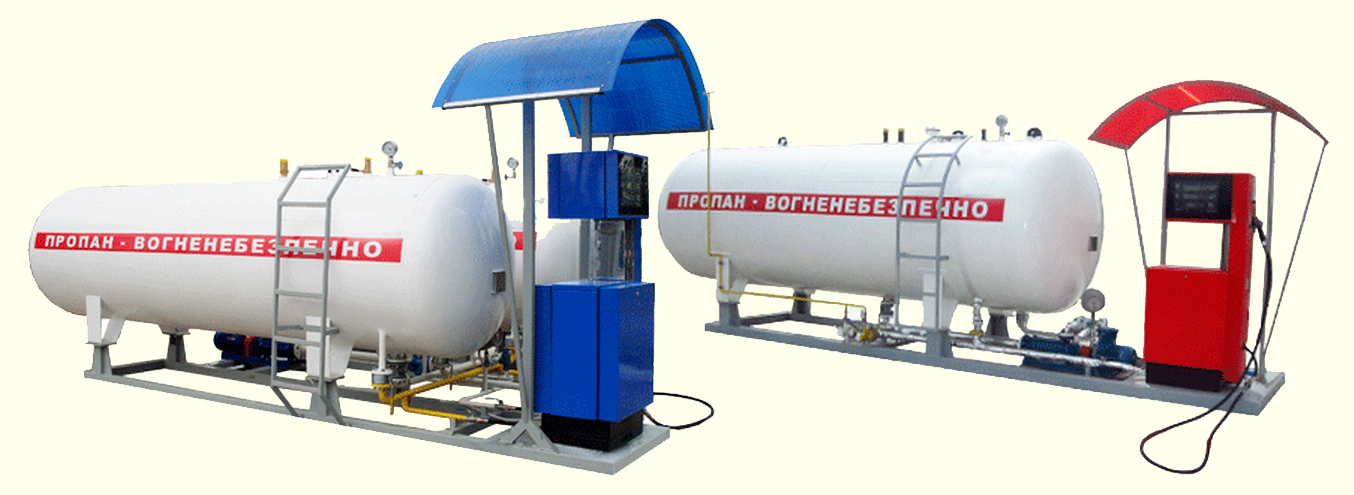 Использование блочного модуля СЗГ в автомобильных газозаправочных станциях