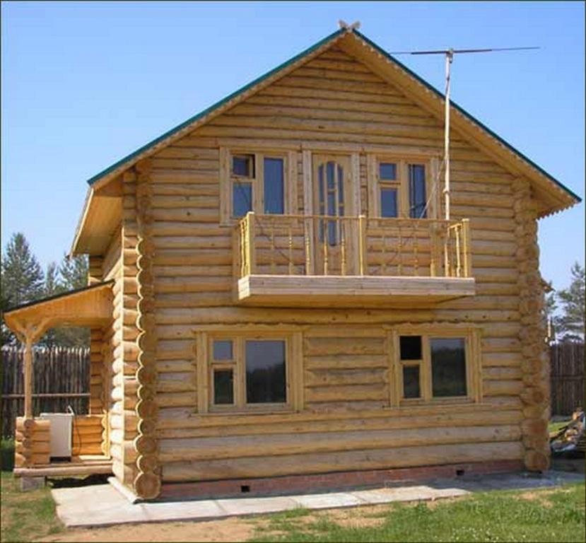 Как сэкономить на покупке деревянного дома?