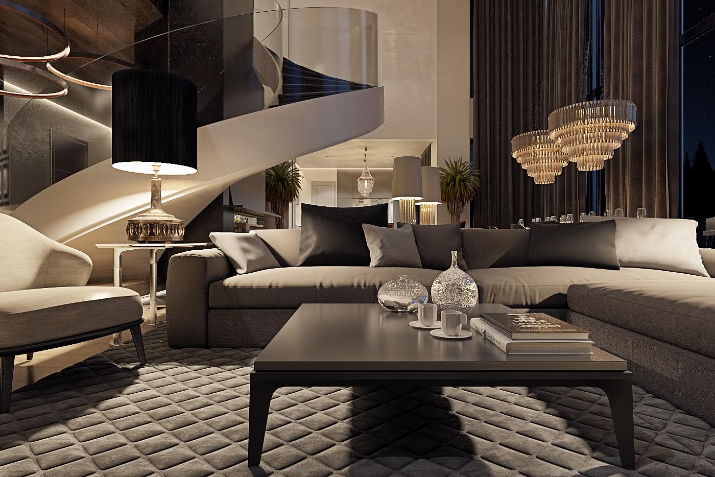 Дизайнер интерьера Ирина Пивовар: однокомнатная квартира может быть просторной