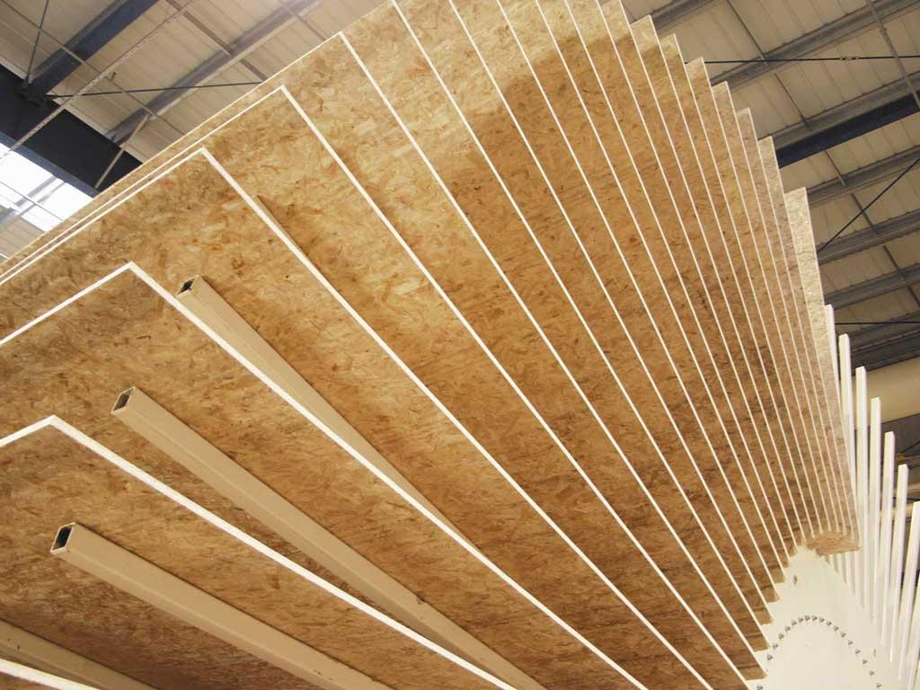 OSB-плиты – лучший древесно-стружечный материал