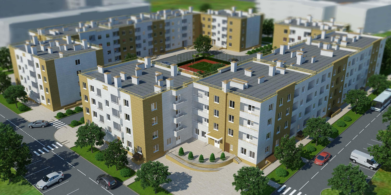 Жилой комплекс «Прибрежный» – доступное жилье для каждого