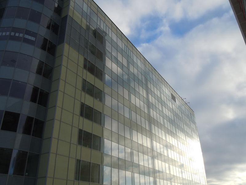 Шесть преимуществ вентилируемых фасадов