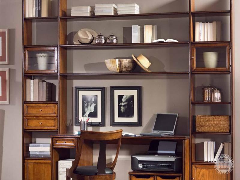 По каким характеристикам выбирать мебель для домашнего кабинета