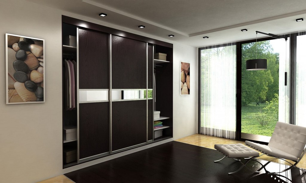 Преимущества встроенной мебели на заказ