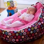 Хочешь проявить заботу о ребенке? Купи бескаркасную мебель.