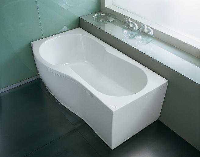 Акриловая ванна — украшение ванной комнаты