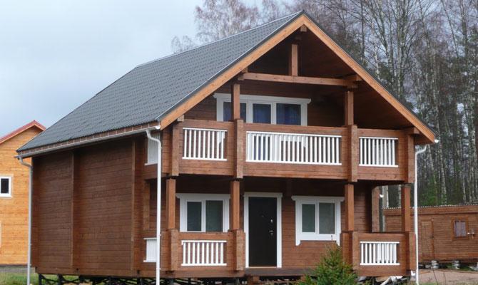 Срок службы деревянного дома: из бруса, профилированного бруса, бревна