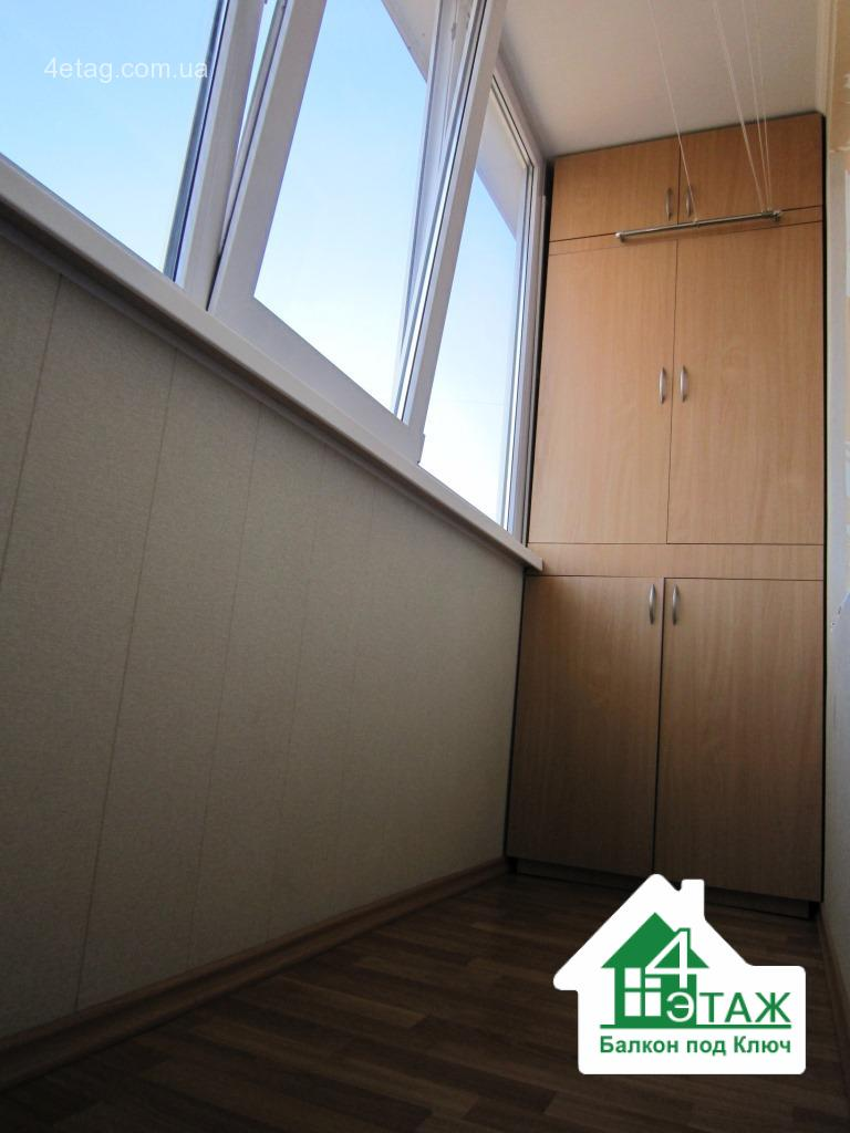 Шкаф на балкон - цена доступная на все варианты