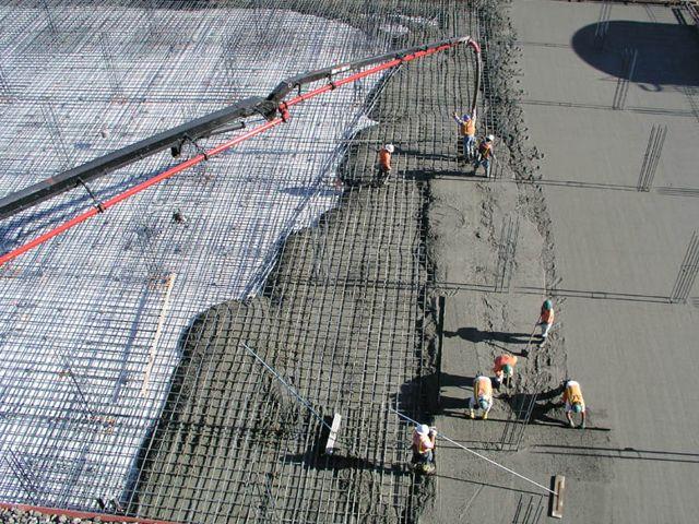 Лучший бетон от Ковальской в Орион Транс
