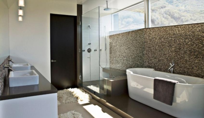 Оптимизация пространства в ванной комнате
