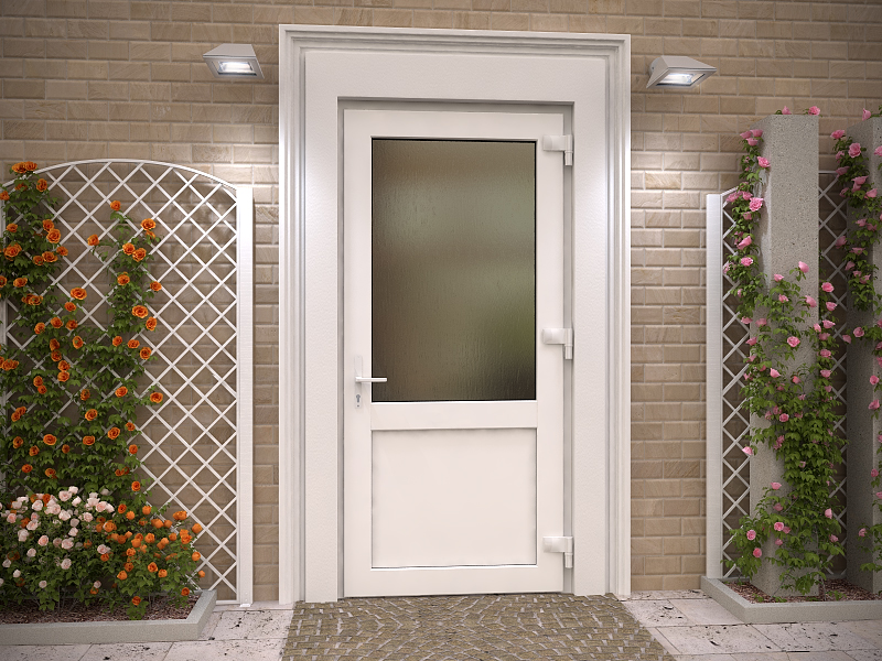 Почему входные металлопластиковые двери пользуются большой популярностью