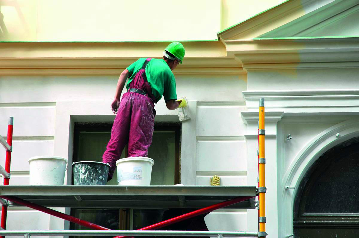 Фасадные работы: для чего это нужно