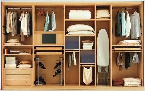 Как правильно спроектировать шкаф-купе