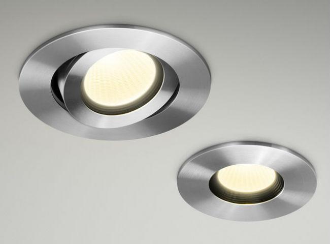 Особенности встраиваемых потолочных светильников