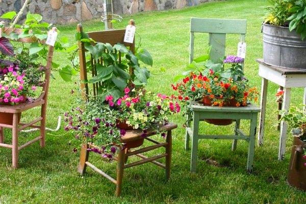 Цветочные горшки: полезные дизайнерские решения на дому или даче!