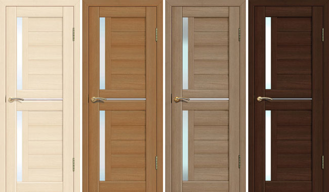 Двери из экошпона: красота и практичность