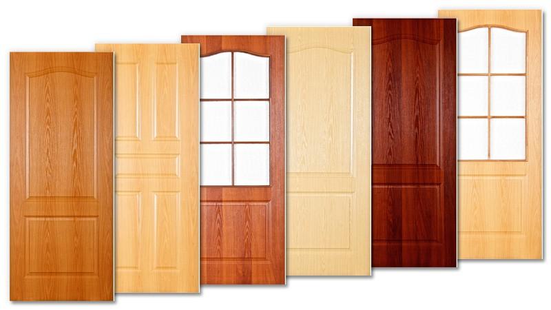 Как выбрать ламинированную межкомнатную дверь?