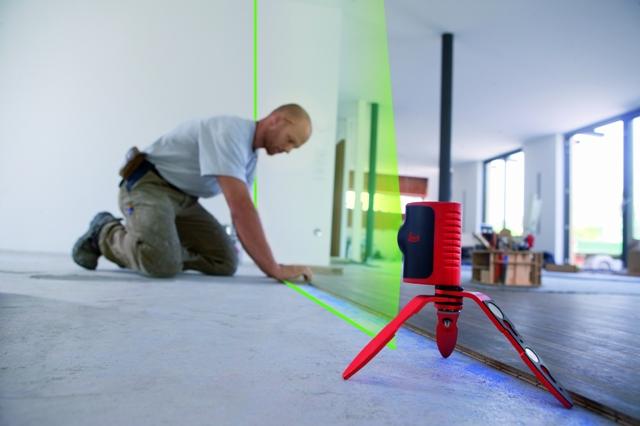 Эксплуатационные преимущества лазерных измерительных инструментов