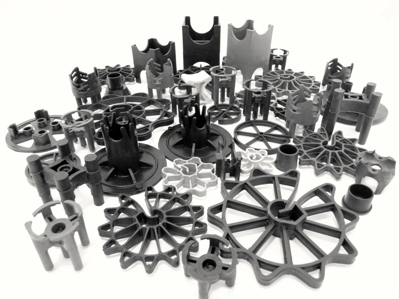 С какой целью и где чаще всего применяют фиксаторы арматуры?