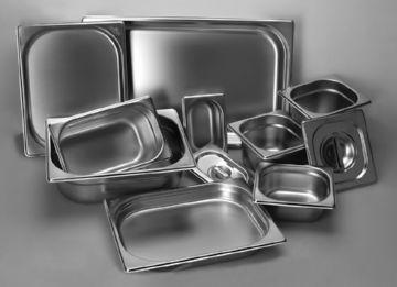 Гастроемкости – универсальная посуда для профессиональной кухни