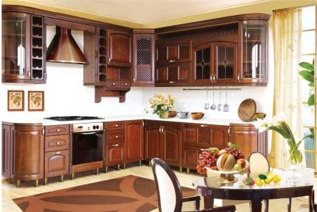 Как изготавливается кухонная мебель?