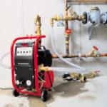 Опрессовка системы отопления: что это и зачем?