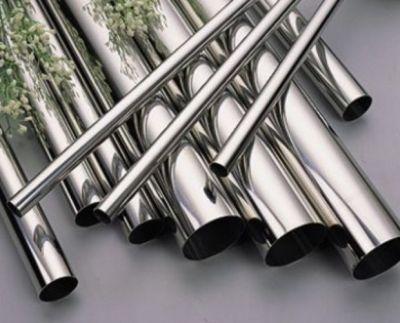 Трубы из нержавеющей стали для водопровода