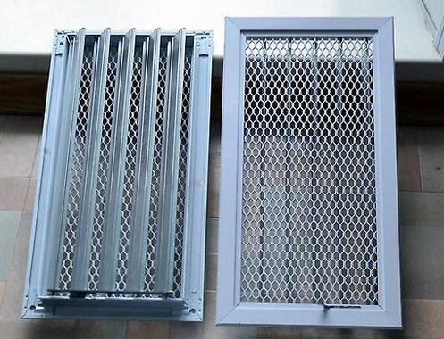 На что обратить внимание при выборе вентиляционной решетки