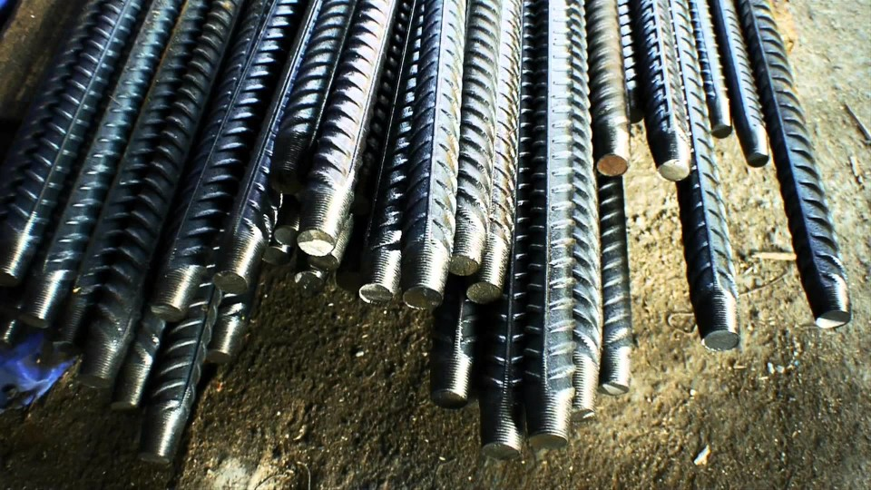 Область применения металлической арматуры