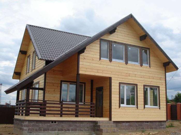 Из каких стройматериалов лучше построить дом